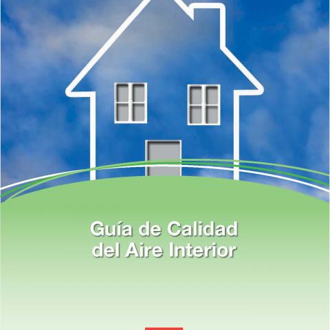 Cubierta Guía de calidad del aire interior