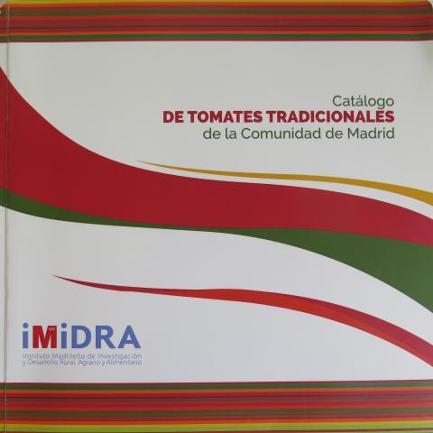 Portada del catálogo del tomate