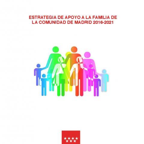 Ref. 13979 Estrategia de apoyo a la familia de la Comunidad de Madrid 2016-2021