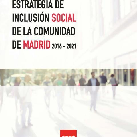 Ref. 13999 Estrategia de inclusión social de la Comunidad de Madrid 2016-2021