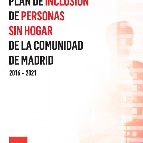 Ref. 14006 Plan de inclusión de personas sin hogar de la Comunidad de Madrid 2016 - 2021