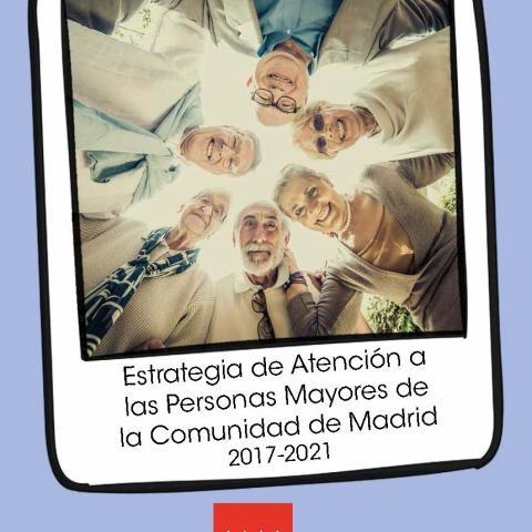 Ref. 14009 Estrategia de Atención a las Personas Mayores de la Comunidad de Madrid 2017-2021