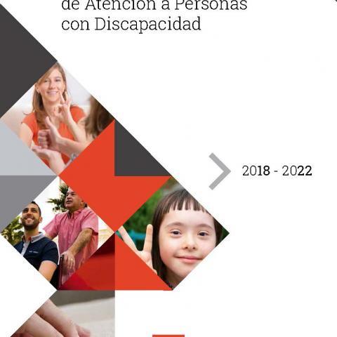 Estrategia Madrileña de Atención a Personas con Discapacidad 2018-2022