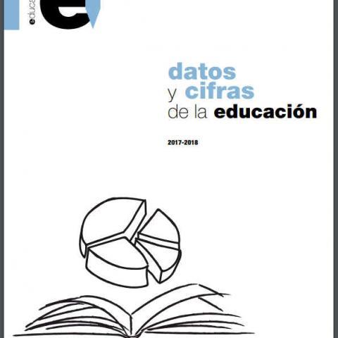 Ref. 16369 Datos y Cifras de la Educación 2017-2018