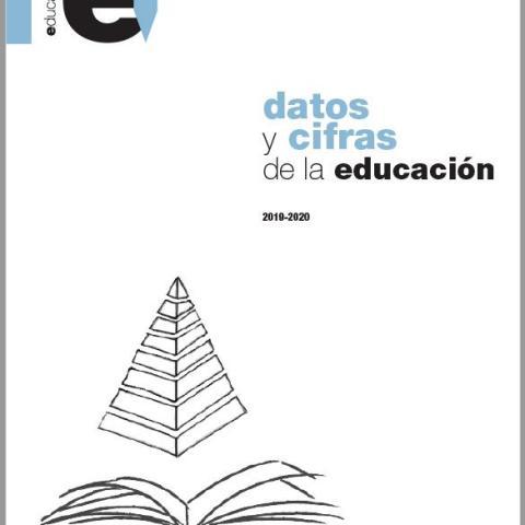Ref 50013 Datos y Cifras de la Educación 2019-2020