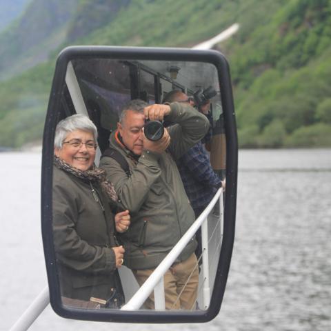 Autor: José Luis García Fernández. Categoría: Hazte un selfie. Empresa: viajes CEMO