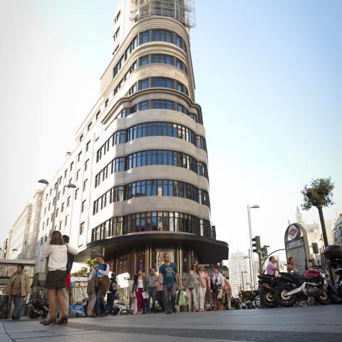 Madrid Destino 7 Estrellas. La Mejor Tienda del Mundo