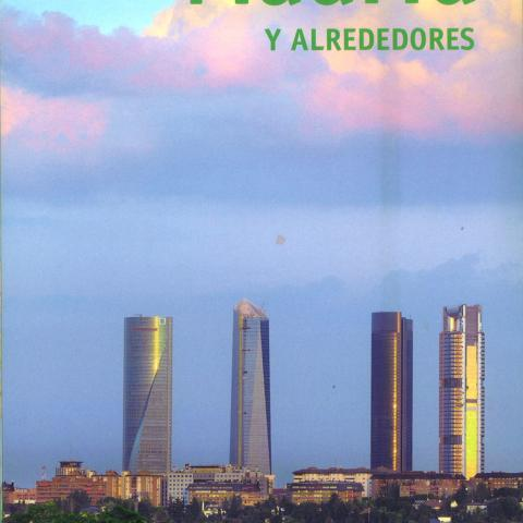 04769. Mapa 38000 Madrid y alrededores
