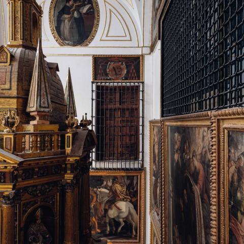 Monasterio San Bernardo -  Bernardas Cistercienses (Alcalá de Henares)
