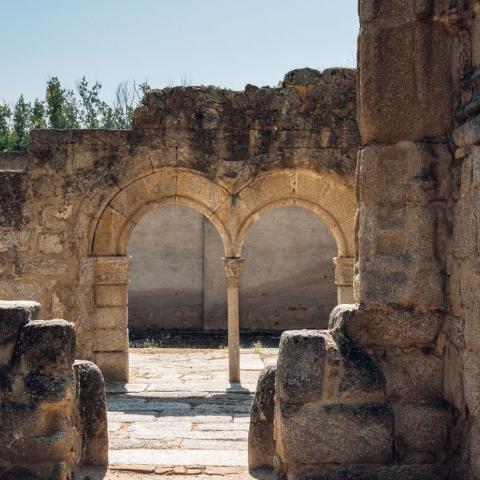 Monasterio de Santa María la Real de Valdeiglesias (Pelayos de la Presa)