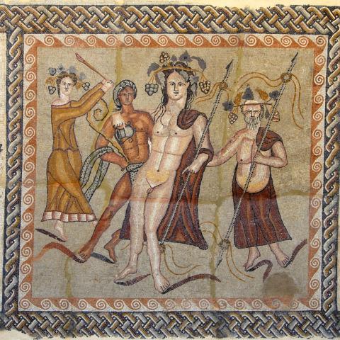 Mosaico de Baco_MAR