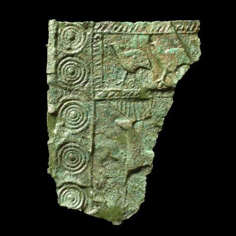 Placa de bronce de Santorcaz_MAR