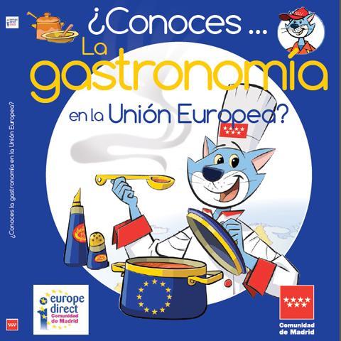¿Conoces la gastronomía en la Unión Europea?