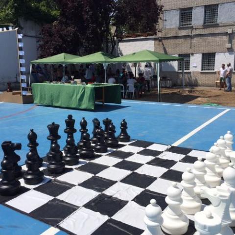 Torneo de Ajedrez Intercentros