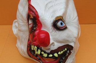Máscara de miedo