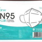Mascarilla de protección KN95 Inuan