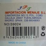 Broche para cadena etiqueta