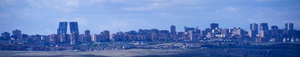 Desarrollo urbanístico de la zona norte de Madrid