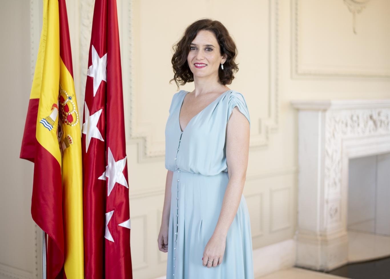 Isabel Díaz Ayuso | Portal de Transparencia