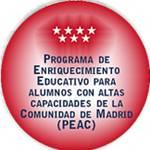 Programa de Enriquecimiento Educativo para alumnos con altas capacidades de la Comunidad de Madrid (PEAC)