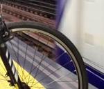 Uso de transporte público y bicicleta
