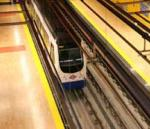 Modernización línea de metro