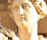 Representación escultórica de la justicia