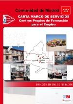 Carta de Servicios Centros Propios de Formación para el Empleo