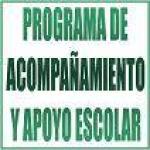 Programa de acompañamiento y apoyo escolar en colegios públicos de educación infantil y primaria