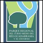 Logo Curso medio río Guadarrama