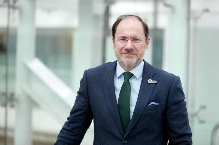 Mariano González Sáez. Viceconsejero de Medio Ambiente, Ordenación del Territorio y Sostenibilidad de la Comunidad de Madrid