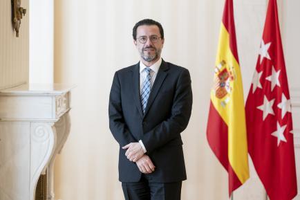 Javier Fernández- Lasquetty y Blanc