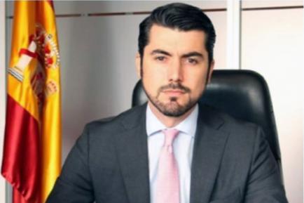 Rodrigo Tilve Seoane. Viceconsejero de Economía y Competitividad