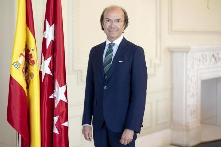 Eduardo Sicilia Cavanillas Consejero de Ciencia, Universidades e Innovación