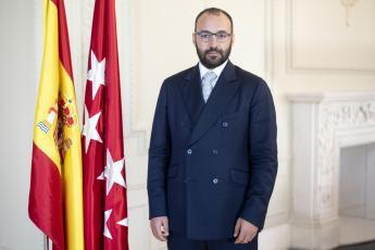 Manuel Giménez Rasero Consejero de Economía, Empleo y Competitividad
